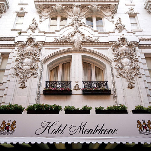 Hotel Monteleone Giveaway Rules