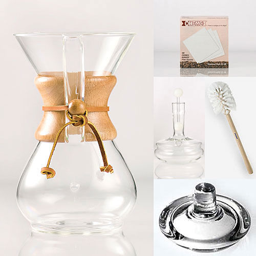 Chemex Complete Brewing Set Giveaway Rules