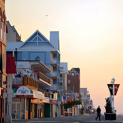 A Budget Weekend Trip to Ocean City
