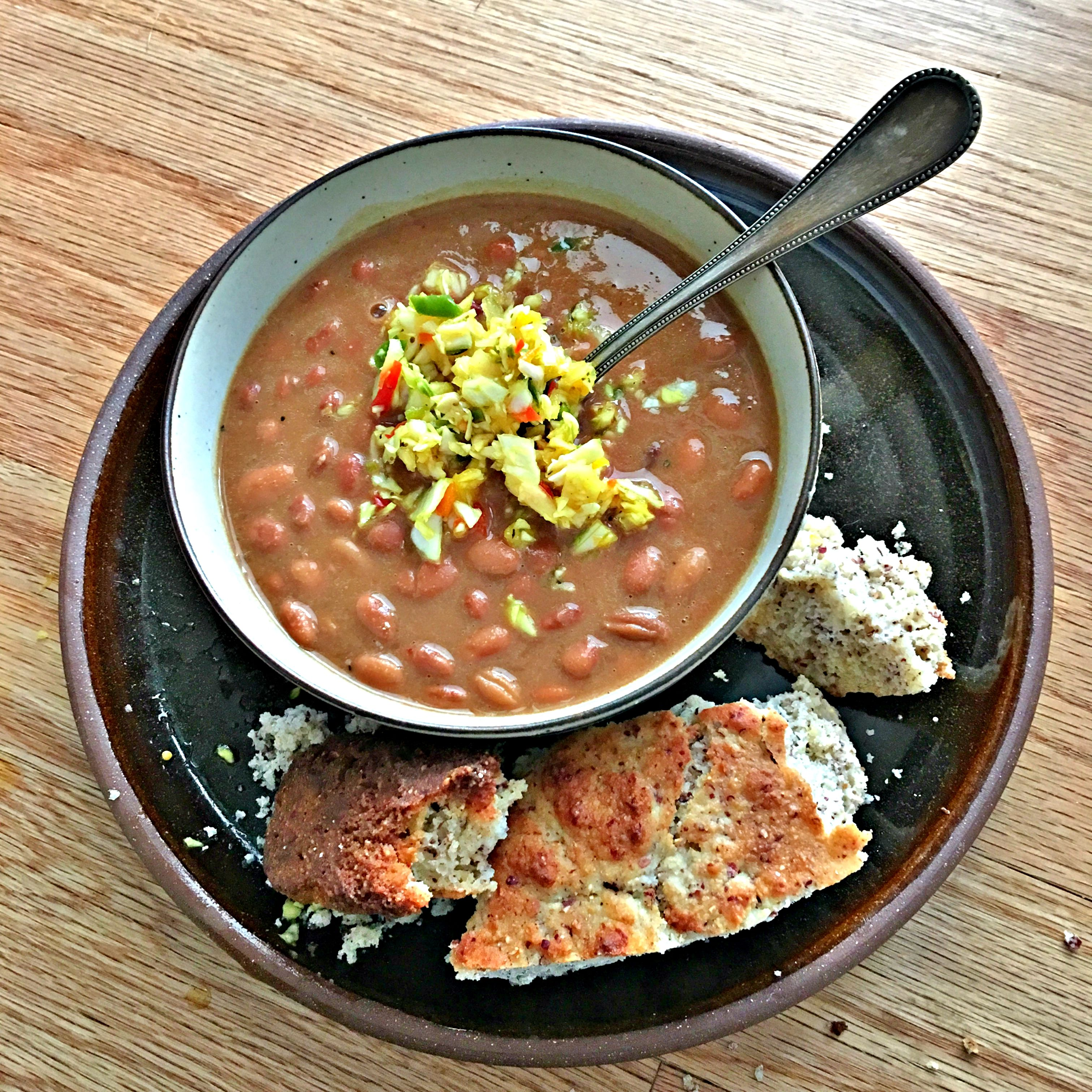 Iconic Southern Plates: Appalachia's Soup Beans, Cornbread, and Chow Chow