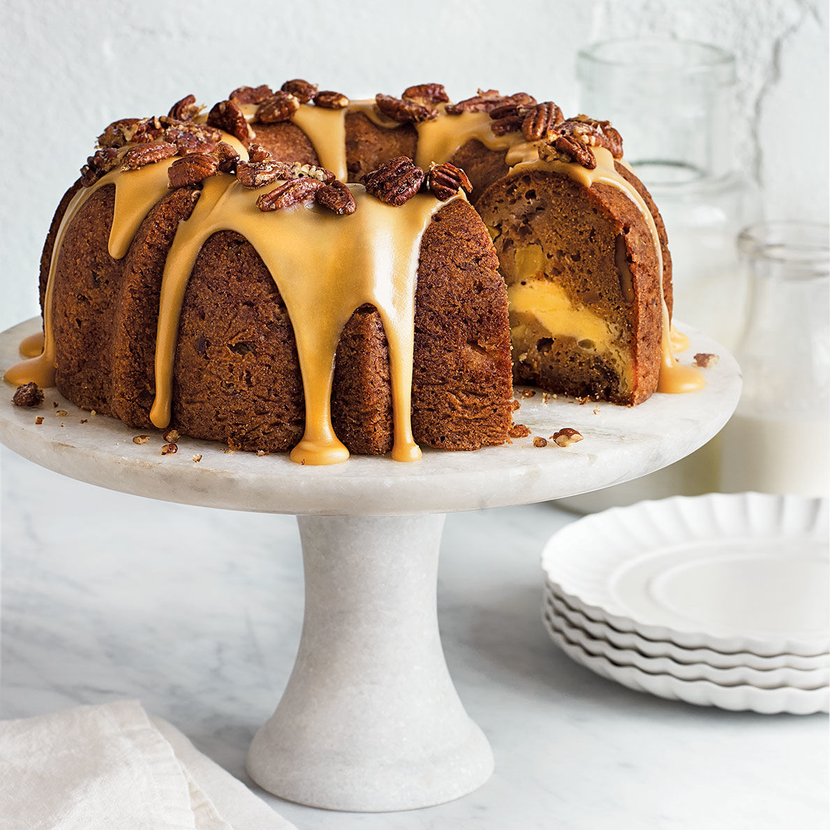 How to Keep Your Bundt Cake from Sticking to the Pan