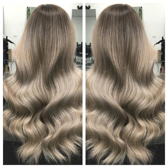 Ash Blonde Hair Colors Southern Living