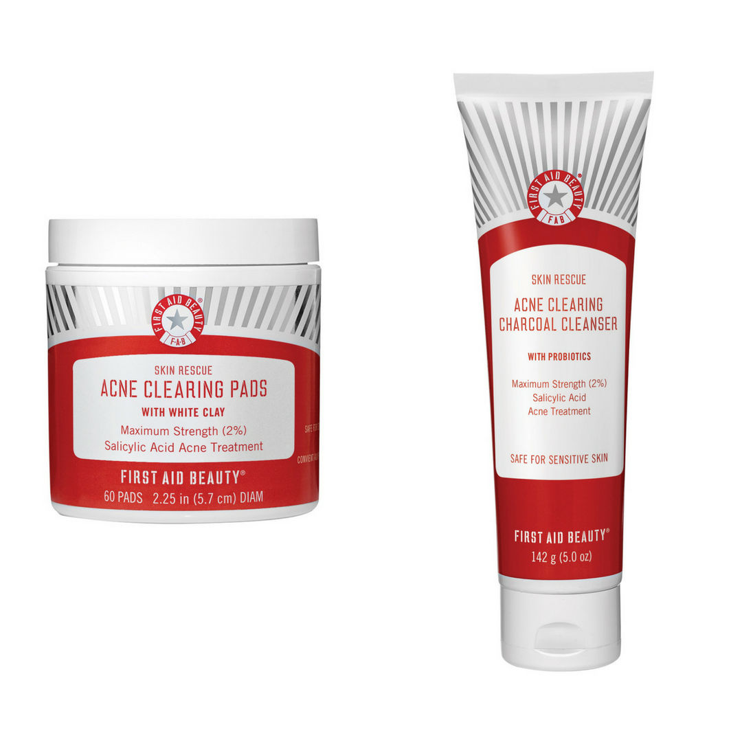 Finally! Acne Products That Don't Dry My Skin Out
