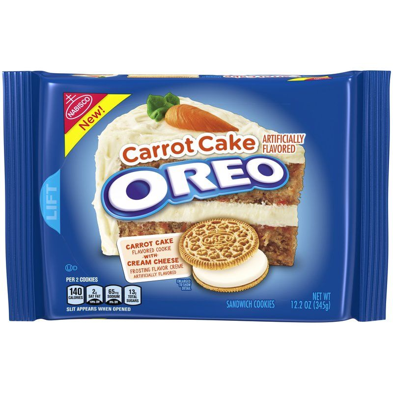 New Carrot Cake Oreos Are Already Hitting Shelves—and They're Here to Stay