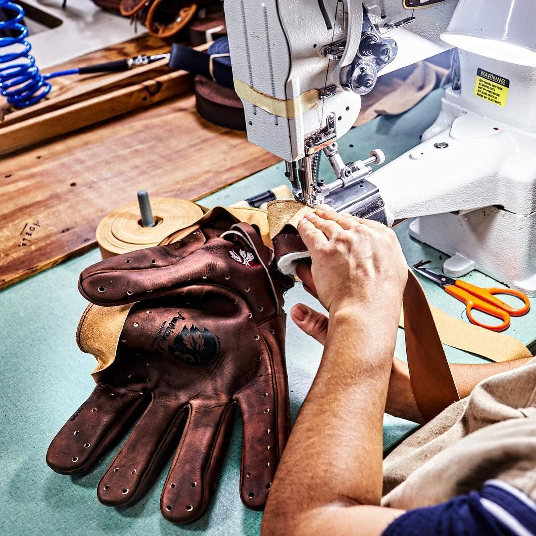 One of America's Last Baseball Glove Factories is Still Swinging in Texas
