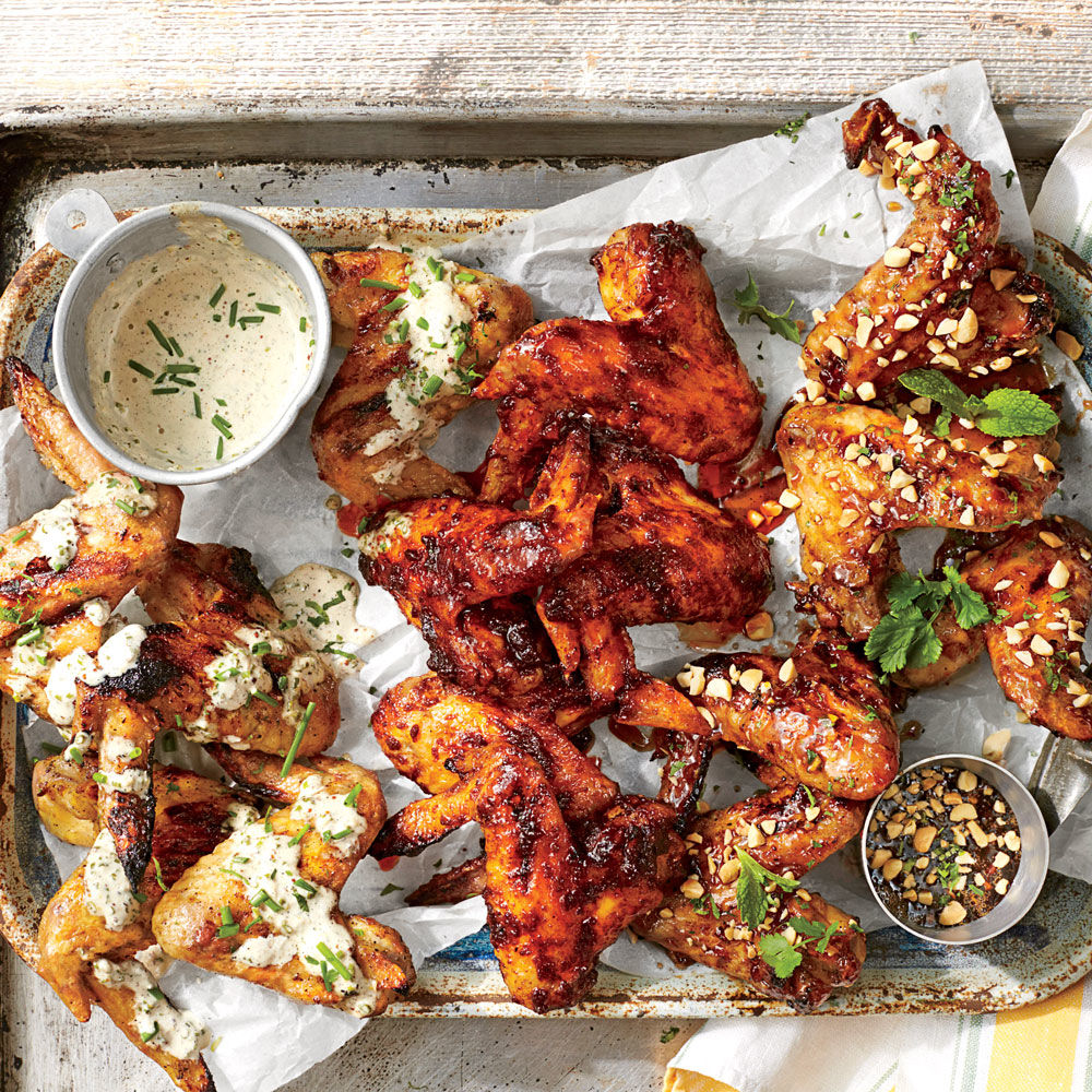 Memorial Day Recipes: Our BBQ Game Plan