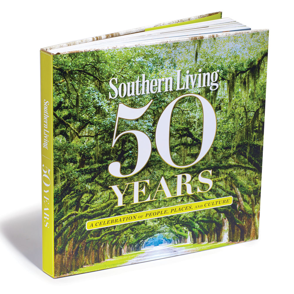 A New Book Celebrating 50 Years of Southern Living!