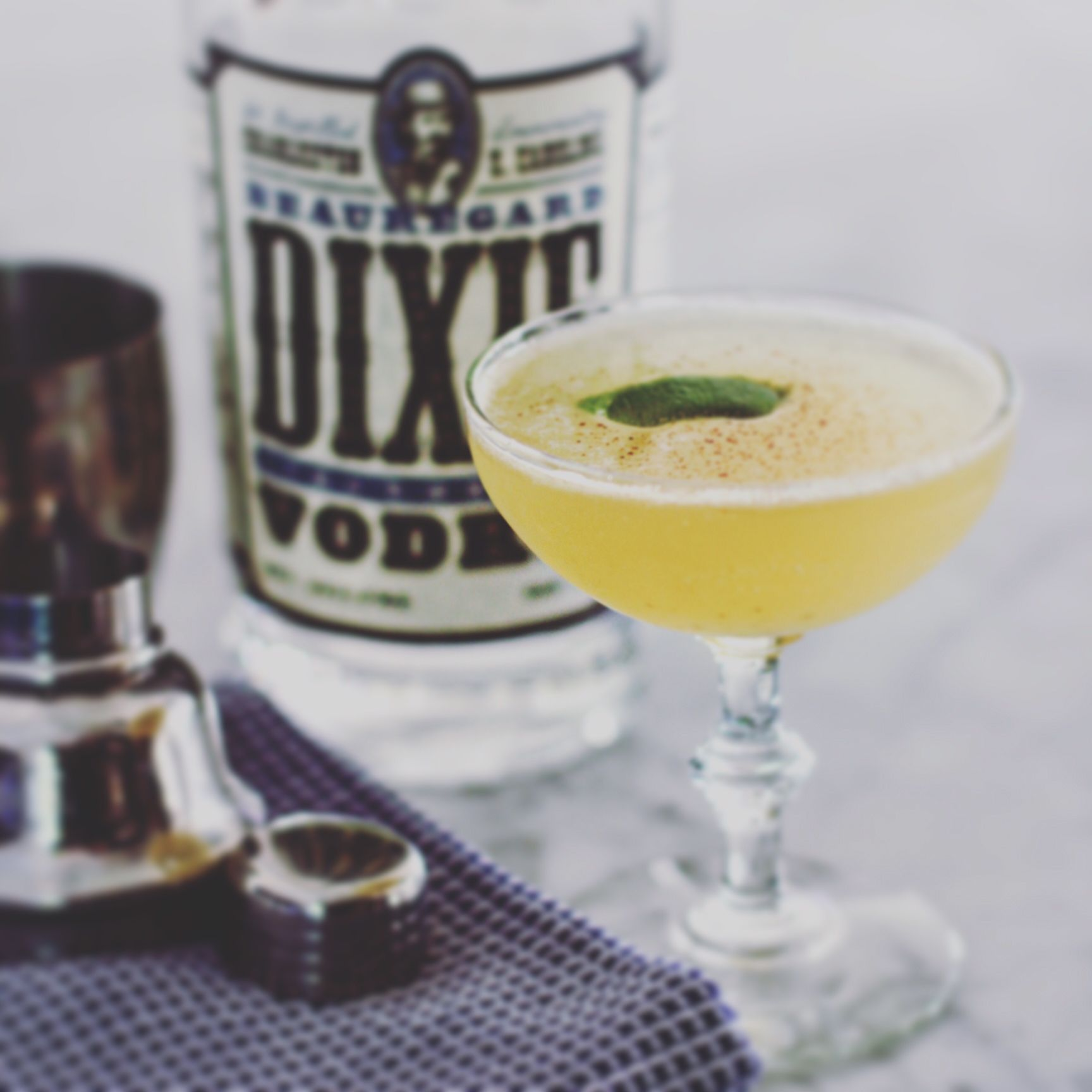 Dixie Vodka Summer Cocktails