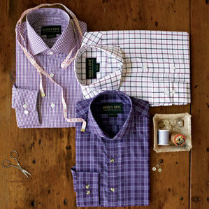 Two Washington, D.C., Shirtmakers Create Sharp Apparel Fit for Men