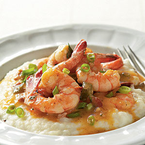Sunday Supper: Shrimp and Grits