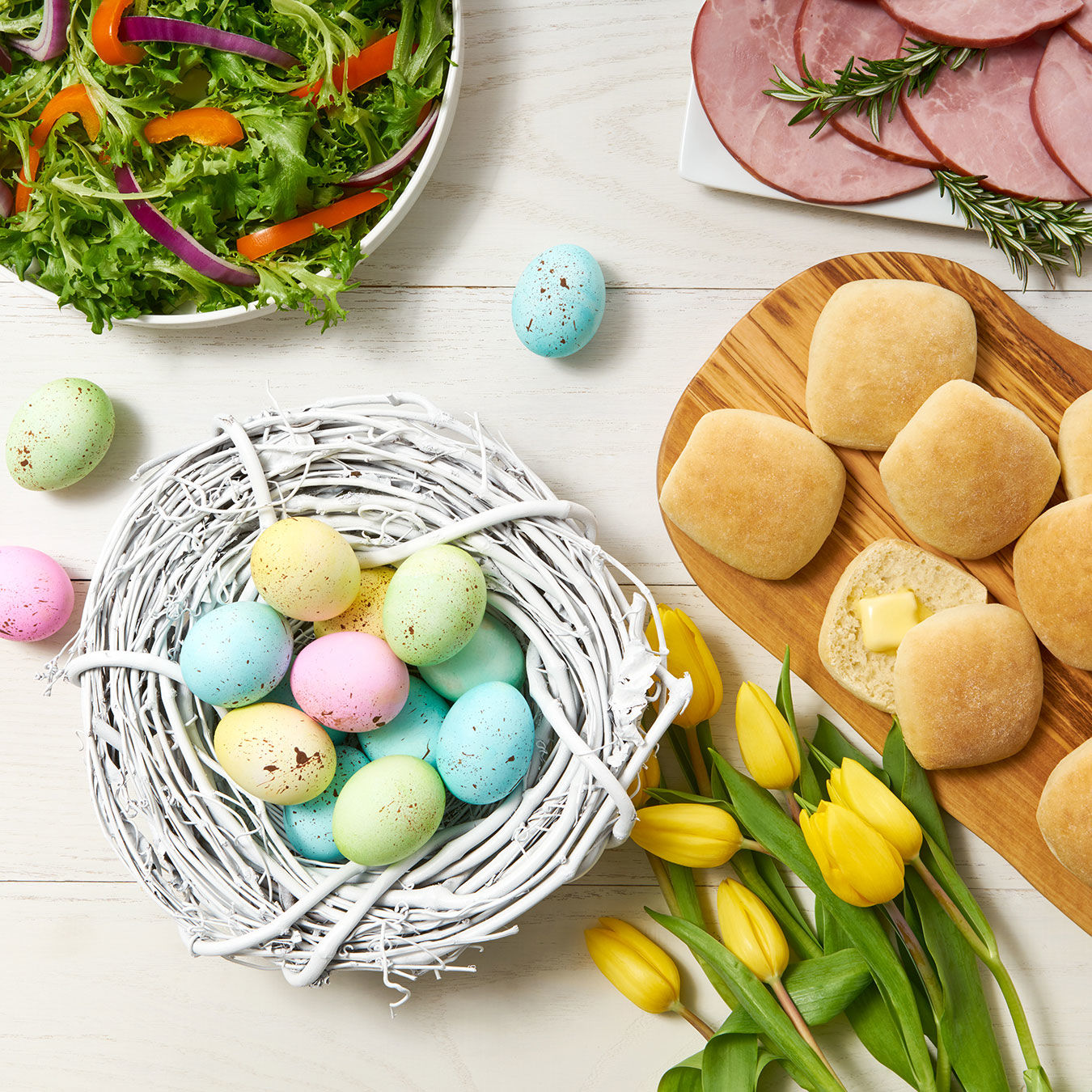 Make Easter Entertaining Easy with Sister Schubert
