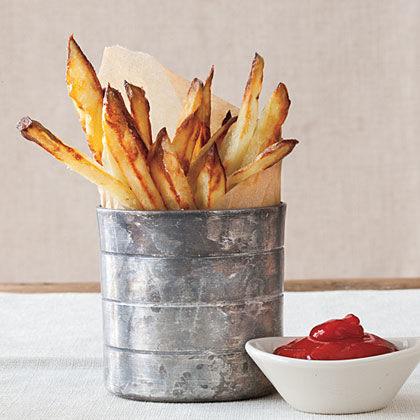 From-Scratch Oven Fries Recipe