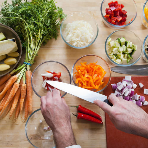 """New """"Produce Butcher"""" at Whole Foods Will Change How You Meal Prep"""