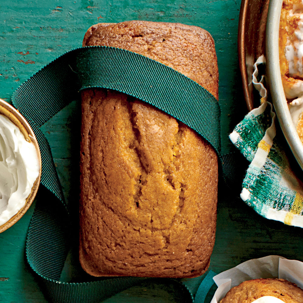 Pumpkin-Honey-Beer Bread Recipe