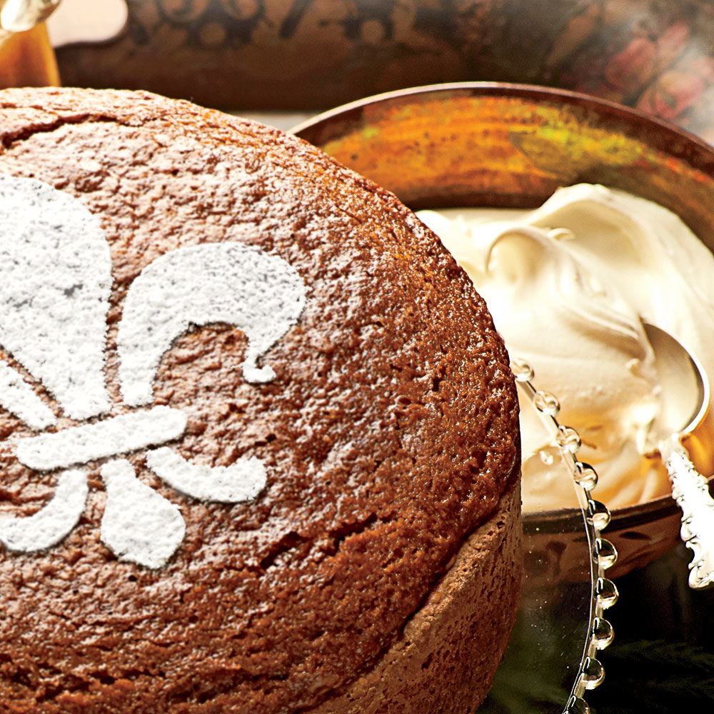 Spiced Whipped Cream Recipe