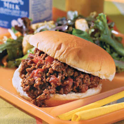 Quick-Fix Sloppy Joes