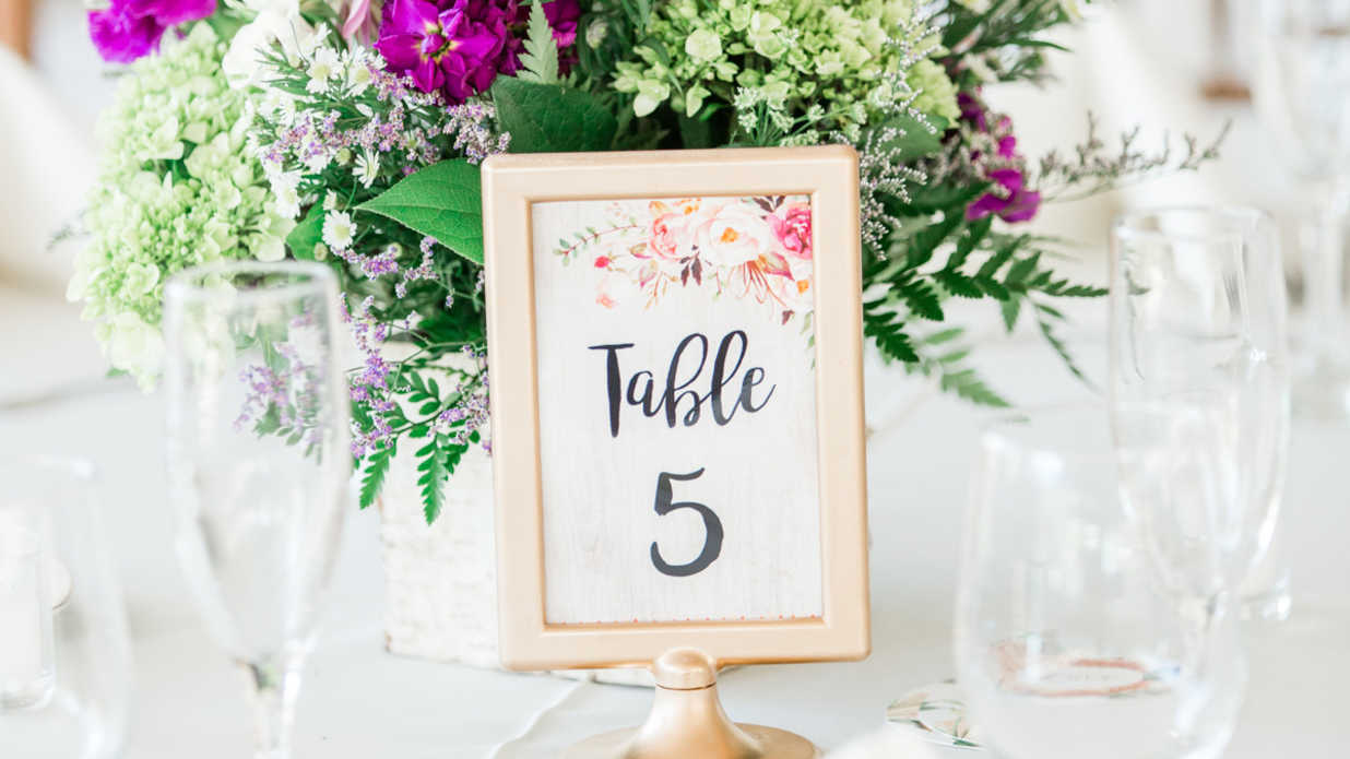 How To Plan The Gap Between Your Ceremony And Reception