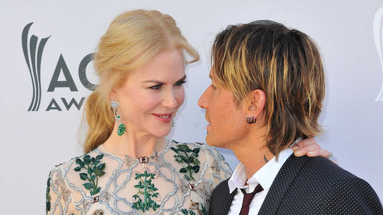 Nicole Kidman and Keith Urban's Most Swoon-Worthy Couple Moments