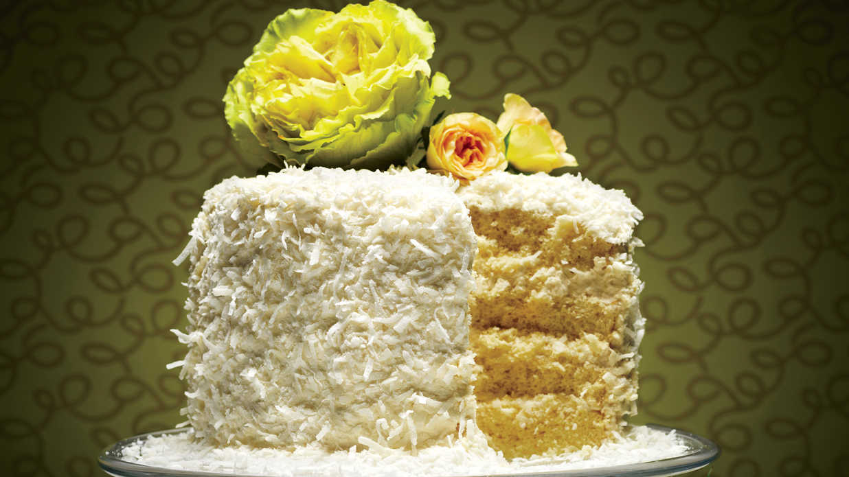 The Coconut Chiffon Cake Recipe