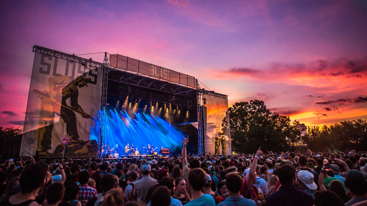 The South's Most Iconic Music Venues and Festivals