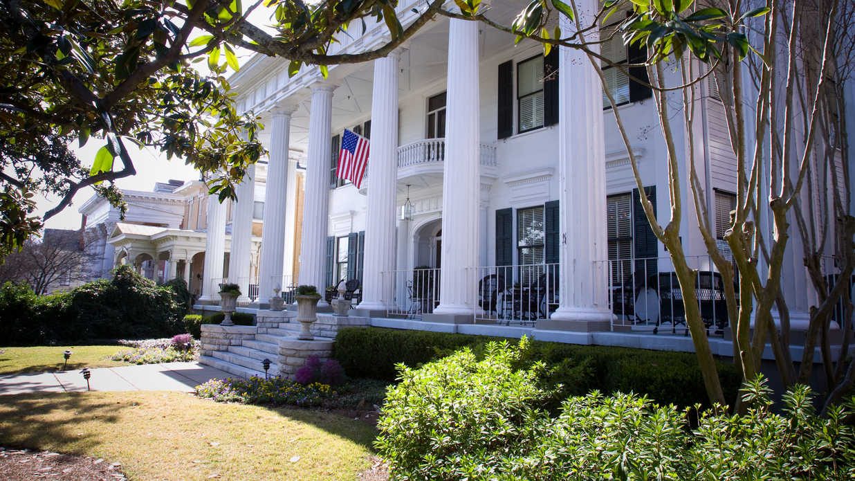 The South's Best Hotels and Inns