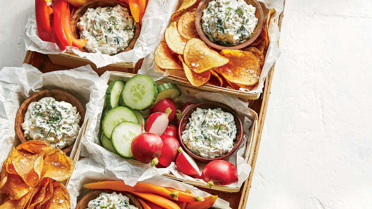 26 Easy Outdoor Appetizers