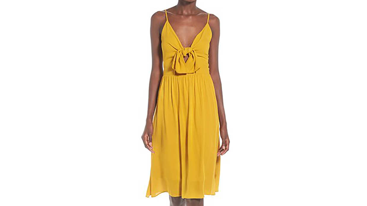 Perfect Dresses For Attending Spring Weddings