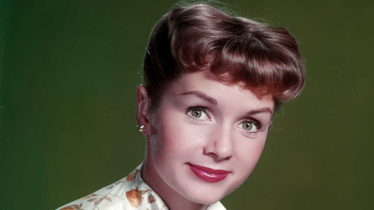 1952 Debbie Reynolds Southern Hair The Year You Were