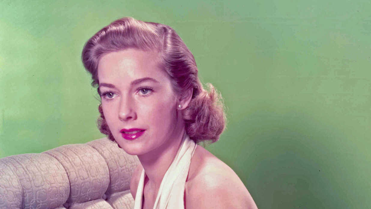 1953 Vera Miles Southern Hair The Year You Were Born