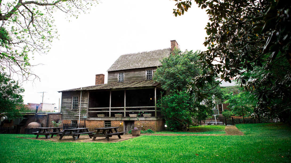 12 of The South's Most Haunted Places