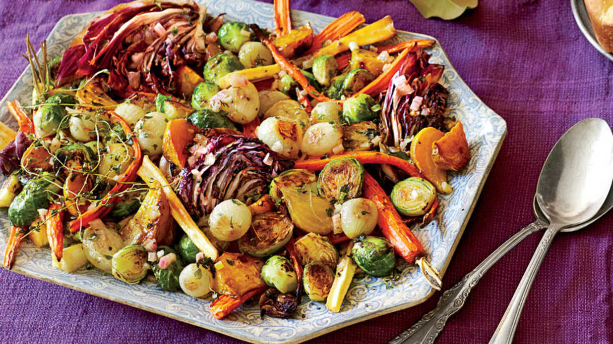 The Healthiest Holiday Side Dishes