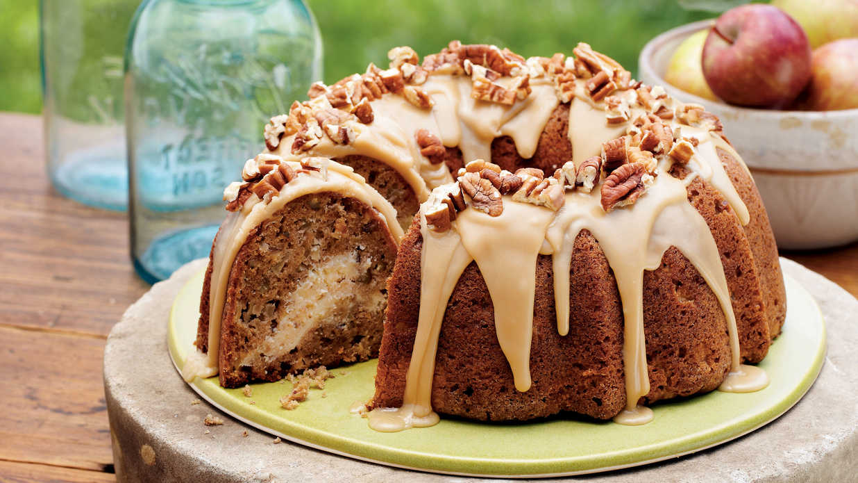 Best Apple Bundt Cake Recipe Ever