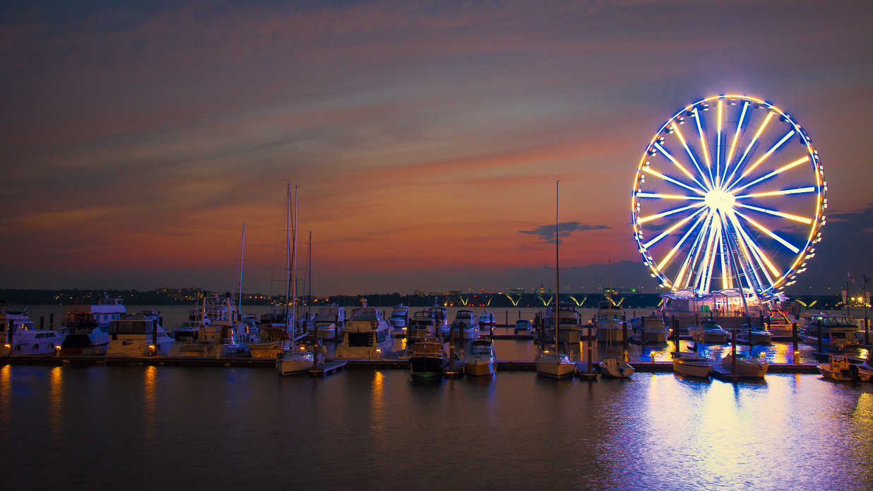 7 Things You're Missing at National Harbor