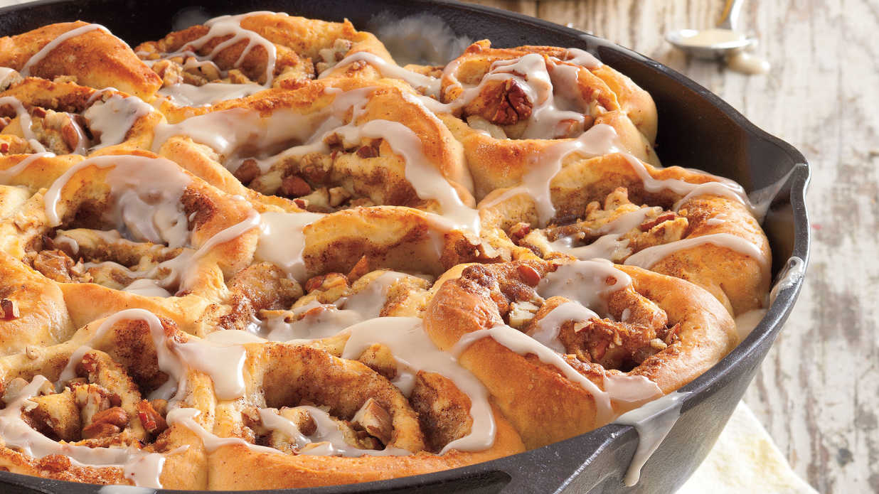 10 Sticky Sweet Cinnamon Rolls Recipes