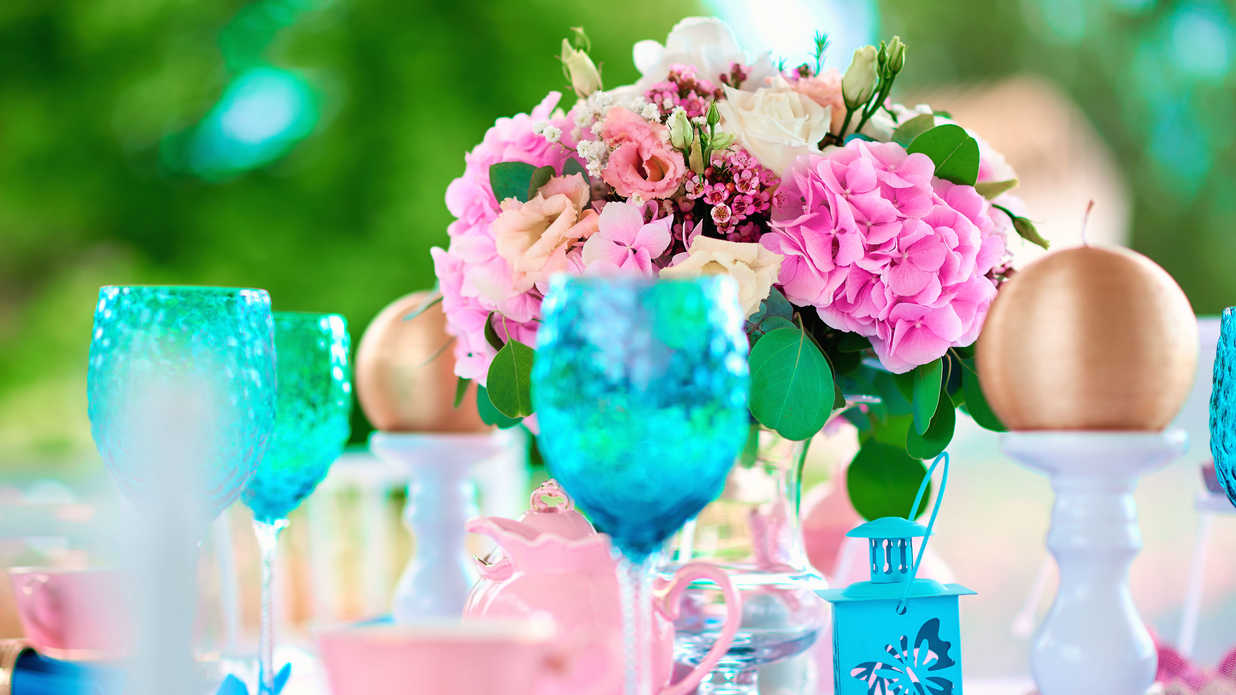 The Prettiest Spring Wedding Tablescapes From Pinterest