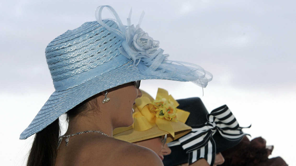Best Kentucky Derby Looks Over the Years
