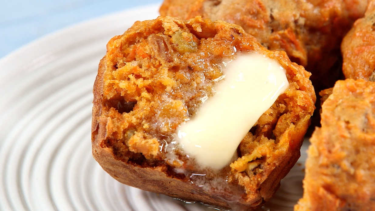 How To Make Carrot Cake Muffins Southern Living