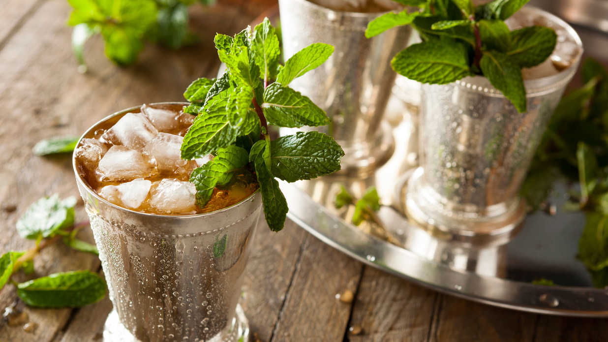 Where to Find the Best Mint Juleps in the South