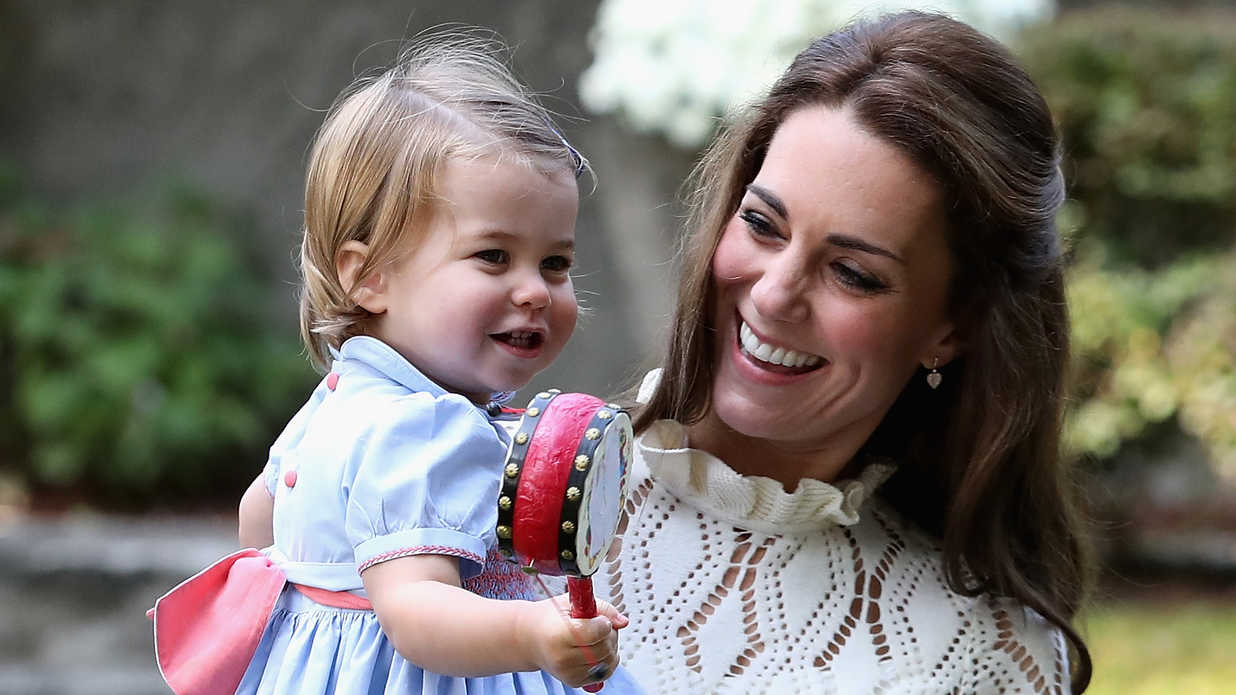 Mommy-and-Me Style: The Royal Edition