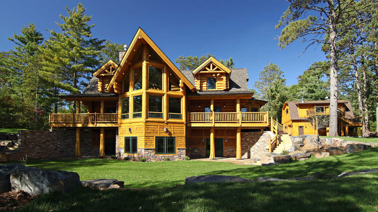 Behold The Most Incredible Log Home Weve Ever Seen Southern Living