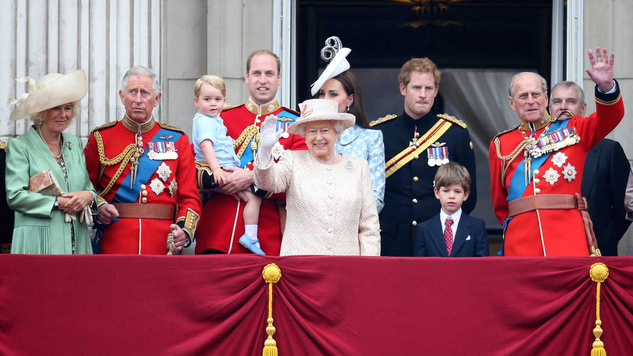 You'll Never Believe The Full Names Of The British Royal Family
