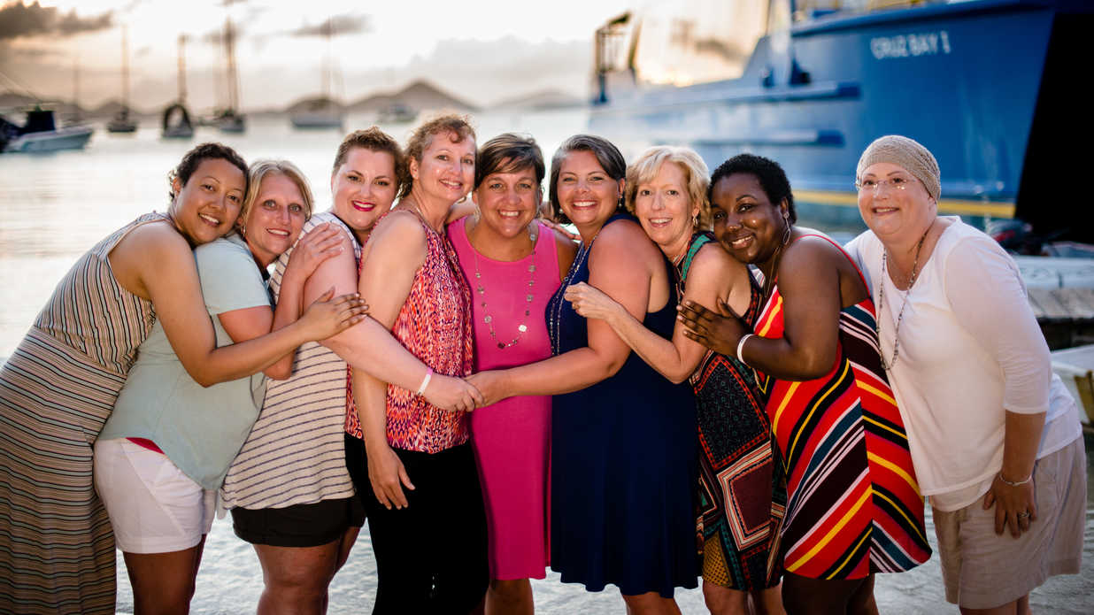 Meet the Woman Who Is Helping Others Take a Vacation from Breast Cancer