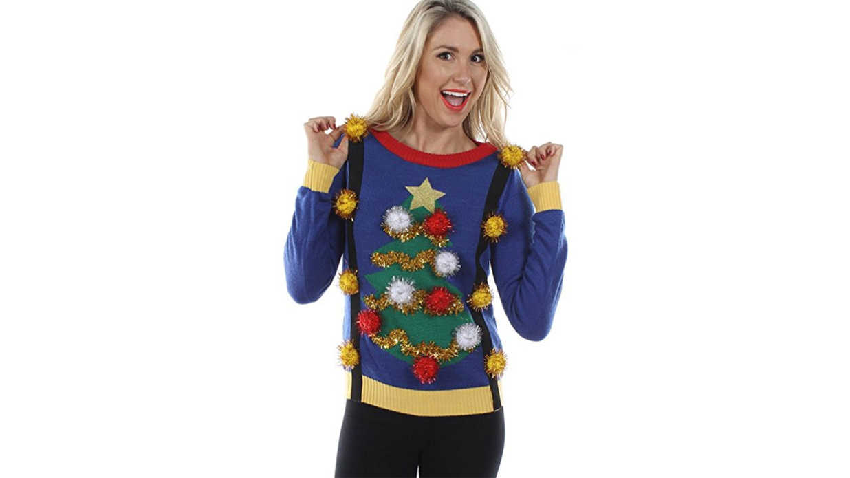 This Year's Best Tacky Christmas Sweaters