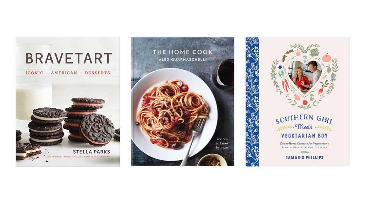 The Best Cookbooks of 2017