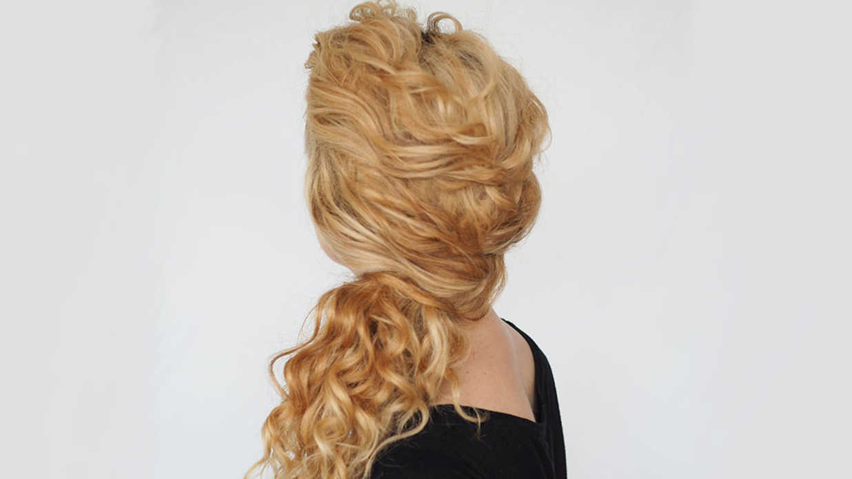 25 Easy and Cute Hairstyles for