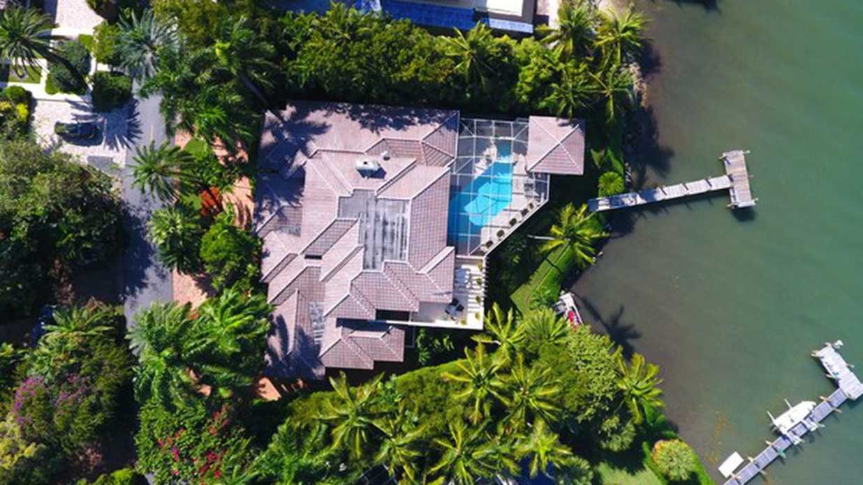 WATCH: Tour Kathie Lee Gifford's Glam $10.5 Million Florida Oceanfront Home