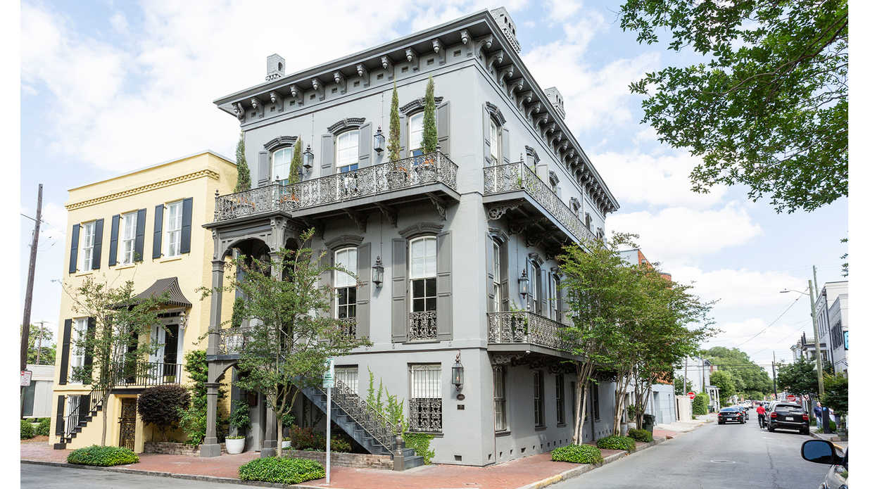 Stop What You're Doing and Take a Peek Inside One of Savannah's Most Iconic Homes