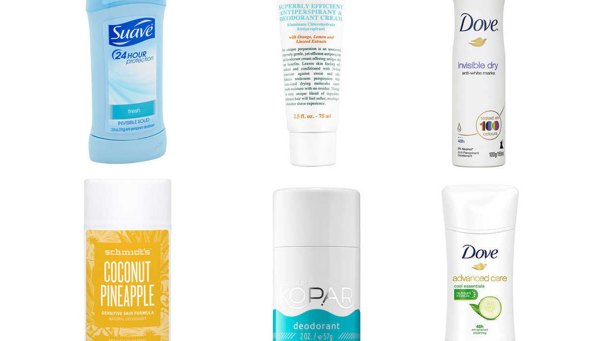 We Tried 6 Popular Deodorant Brands–And These Are Our Favorites