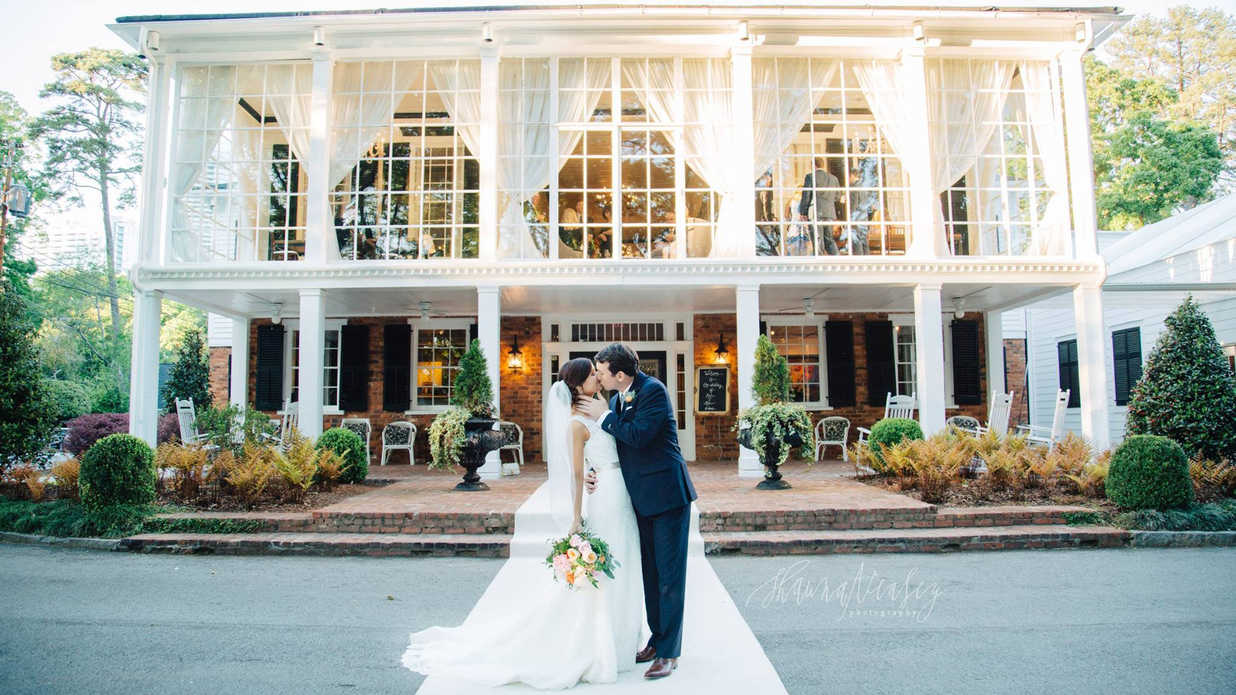 The Most Beautiful Wedding Venues in Atlanta