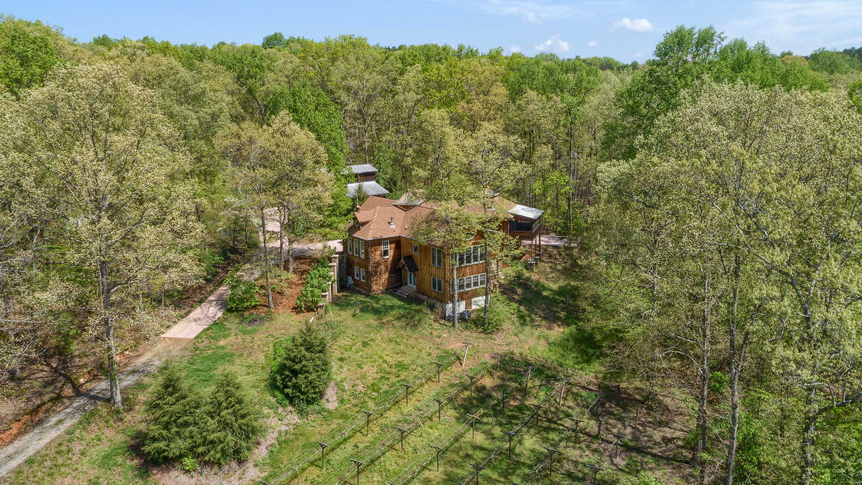 Stunning Property Alert: Sprawling Retreat Complete With Working Winery For Sale Outside Atlanta